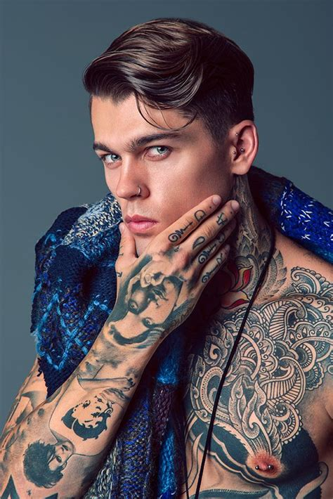tattooed model search supermodel stephen models legends and new comers