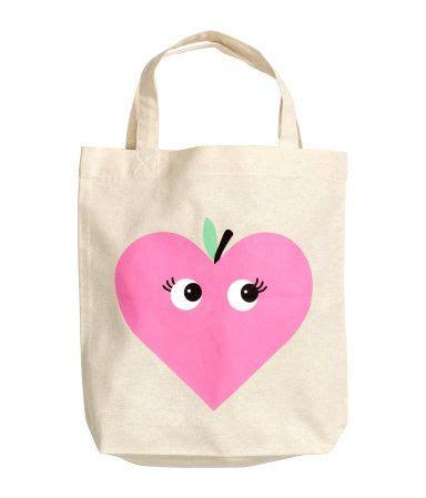Tas Chanel Boxy Free Pom h m stoffen tas met print 4 99 accessories stoffen tassen en met