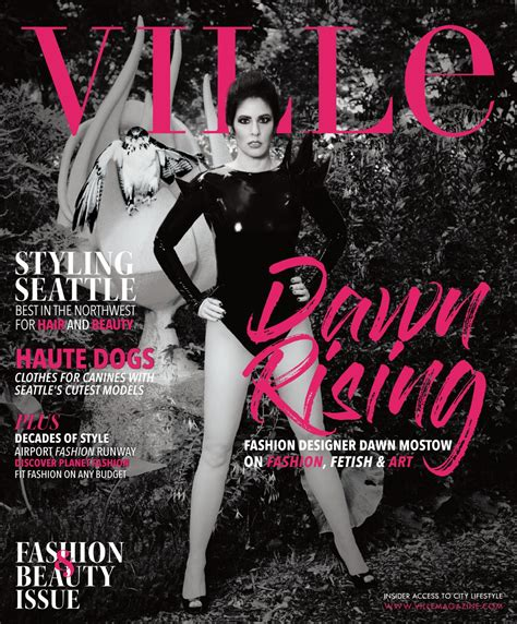 Fashion Designers Issue Model Guidelines by Fall 2017 L Fashion Issue By Ville Magazine Issuu