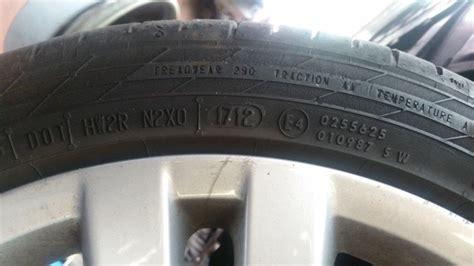 Motorrad Reifen Alter by 20150626 133822 Risse In Drei Jahren Alten Reifen