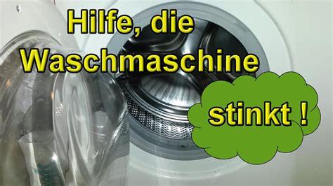 Waschmaschine Stinkt Was Tun by Hilfe Die Waschmaschine Stinkt Was Tun Wenn Die W 228 Sche