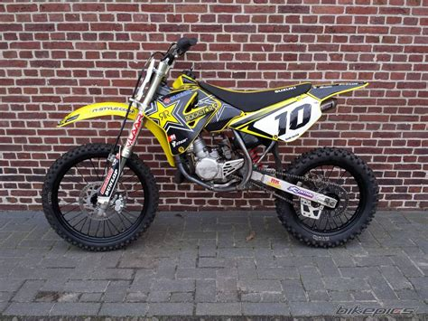 Suzuki Rm 85 2007 Suzuki Rm 85 Picture 2730188