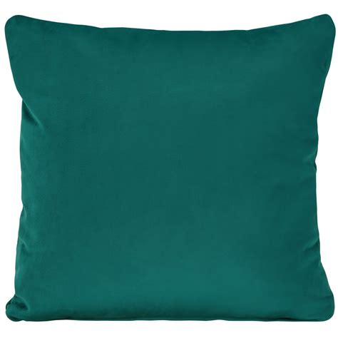 Royale Pillow city furniture royale teal fabric square accent pillow