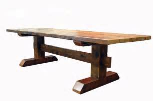 frame dining bench dining table timber frame dining table
