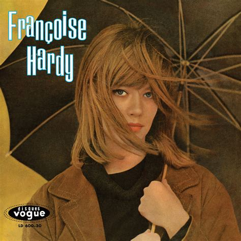 francoise hardy original album series tous les gar 231 ons et les filles light in the attic records