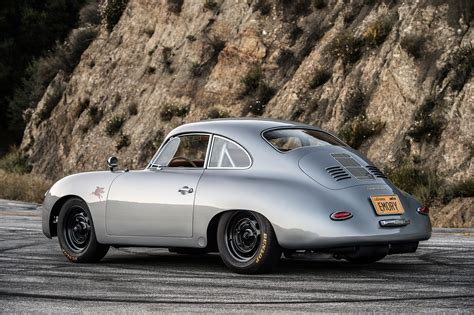 outlaw porsche meet the remastered porsche 356 from emory motorsports