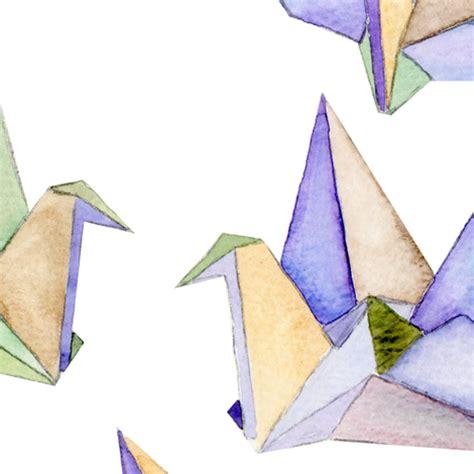 Largest Origami Crane - origami cranes large scale wallpaper emmaallardsmith