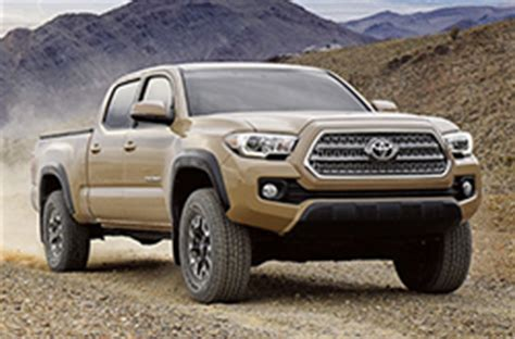 Are Toyota Tacomas Reliable Springfield Toyota Tacoma Reviews Compare 2016 Tacoma