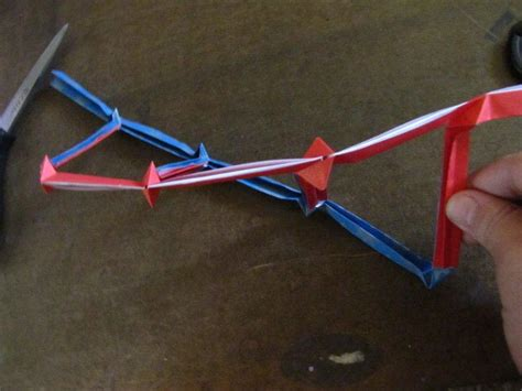Dna Origami Model - origami dna 183 how to fold an origami shape 183 origami on