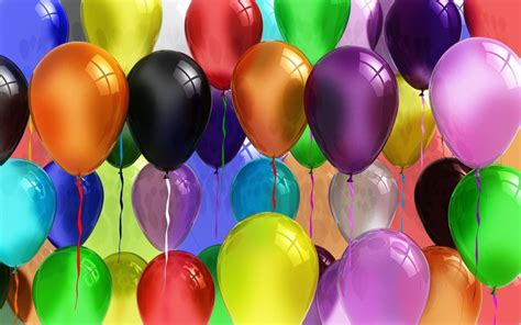 colorful balloons colorful balloons wallpaper 1309930