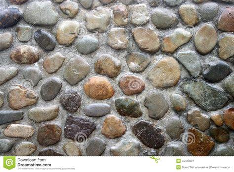 Mur En Cailloux by Mur En B 233 Ton Avec Des Cailloux Photo Stock Image 45463897
