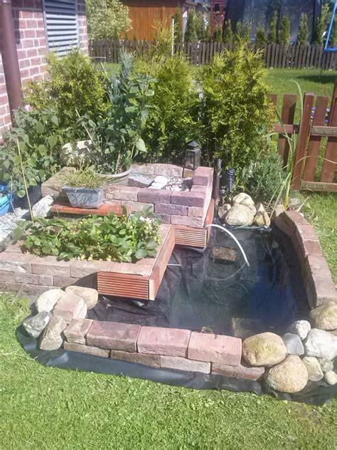 Gartenteich Ideen