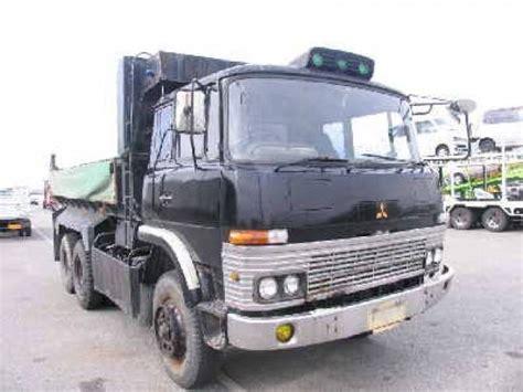 mitsubishi fuso dump truck 1980 mitsubishi fuso canter fv315jd 10 25t dump truck for