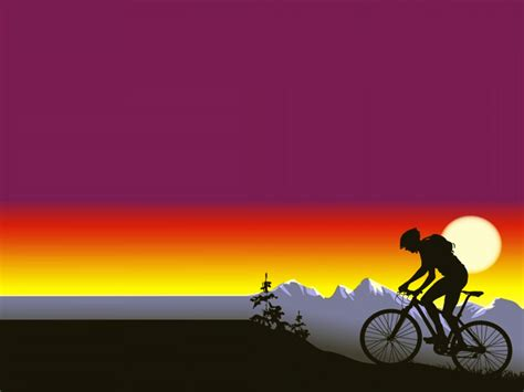 Cycling Pictures Wallpapers Wallpapersafari Free Sports Powerpoint Templates