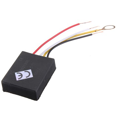 3way touch light sensor switch for l desk light