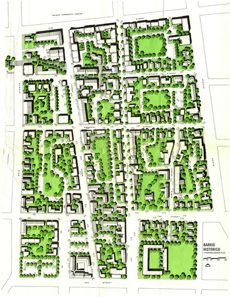 Cluster Home Floor Plans by Design Proposals A Master Plan For The Barrio