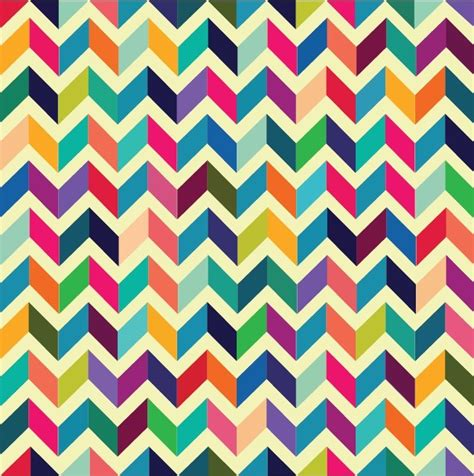 color patterns rainbow chevron pattern the color scheme and the interesting design patterns