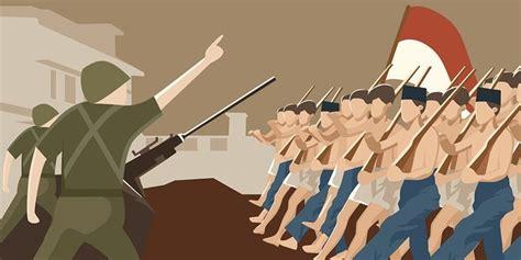 design hari pahlawan kisah ayah rhoma irama pimpin perang melawan belanda