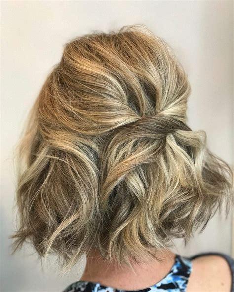 hairstyle ideas for medium hair best hair style 10 coiffures simples et faciles pour cheveux courts astuces pour femmes