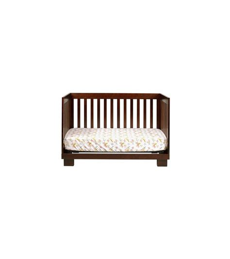Baby Miro Crib Babyletto Modo 3 In 1 Convertible Crib With Toddler Bed Conversion Kit In Espresso Finish