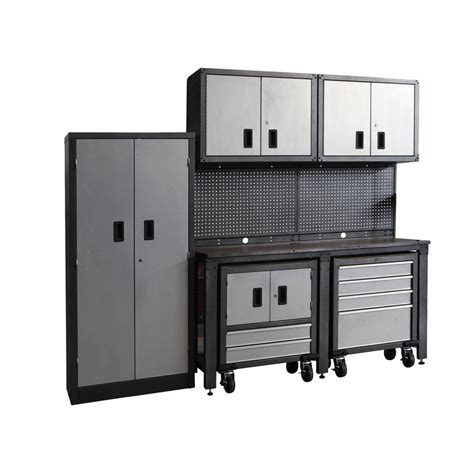 Home Depot Garage Cabinets Lowes Lowes Garage Shelves Decor Ideasdecor Ideas
