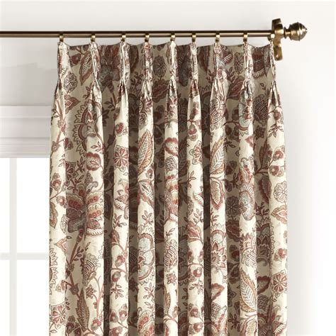 pleated curtains with hooks how to hang pleated curtains on traverse rod curtain