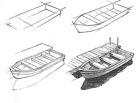 how to draw a fishing boat step by step how to draw a boat step by step 12 great ways how to