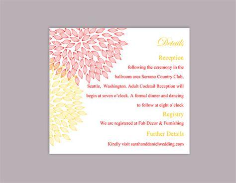 florist enclosure card template floral enclosure card 8586 pixhd