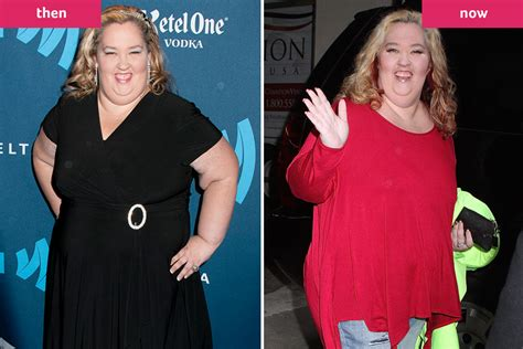 honey boo mama june weight loss mama june very proud of weight loss went from size 28