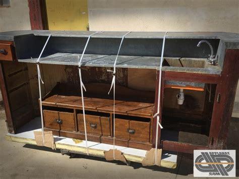 Comptoir En Zinc D Occasion by Authentique Comptoir Zinc 2m60 171 La Partie De Cartes
