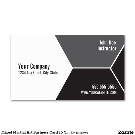 martial arts business card templates 1000 images about and fitness marketing material