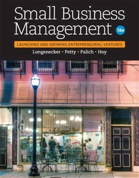 small business management leslie palich 9781305405745