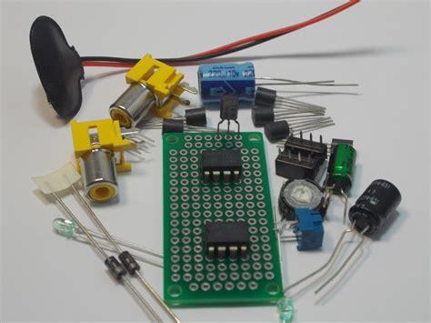 Ic Tl071 tl071 jfet op ic design kit 1875 nightfire