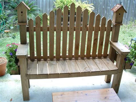 birdhouse bench cajun house woodworks josette s birdhouse bench