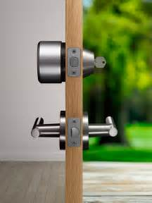review a high tech door lock that s also simple recode