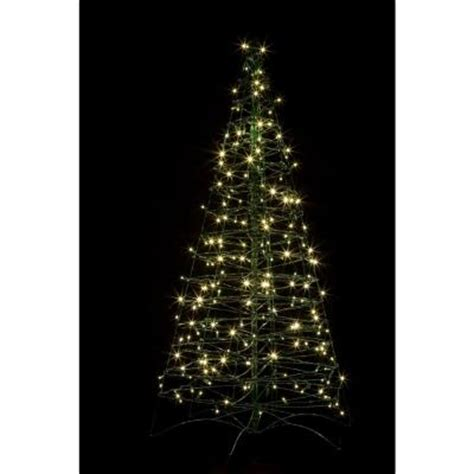 outdoor lit trees crab pot trees 5 ft pre lit led fold flat outdoor indoor