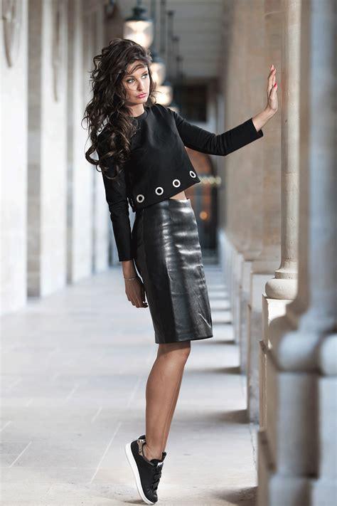 designer leather fashions malika menard other