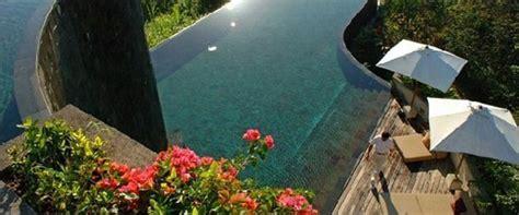 hanging infinity pools in bali ubud hanging gardens hotel infinity pools twisted lifestyle
