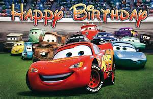 Cars Birthday Banner Template by Disney Cars Birthday Banner