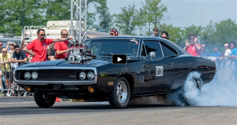 Dodge Racing Cars by Dom Toretto S 1970 Dodge Charger Drag Racing Cars