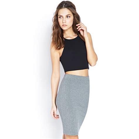 33 forever 21 dresses skirts midi knee length