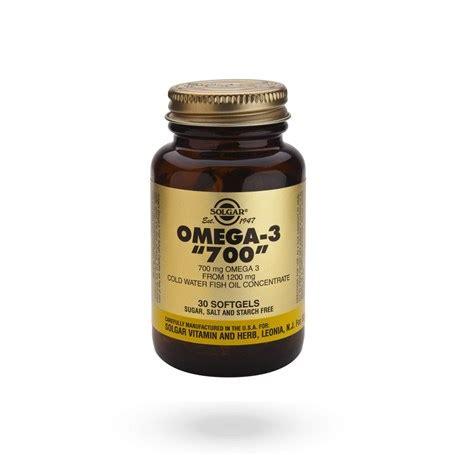 Kibz Omega 3 30 solgar omega 3 700 mg 30 kaps 252 l
