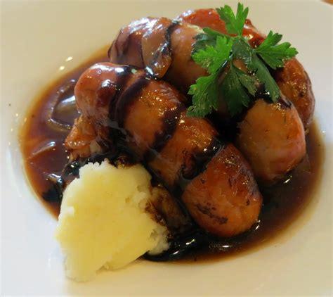 british bangers and mash recipe with the best brown gravy