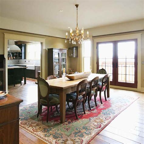 dining room rug size dining room area rug size home decor tips u cheat sheets