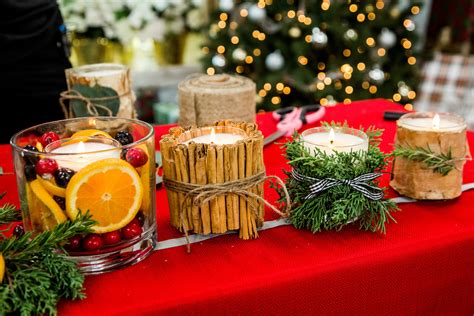 christmas candles diy how to diy candles hallmark channel