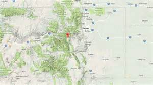 where is leadville colorado on the map lost backcountry skier succumbs to hypothermia