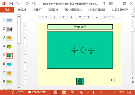 Using Powerpoint Presentations With Smart Board Interactive Whiteboards Free Smartboard Templates