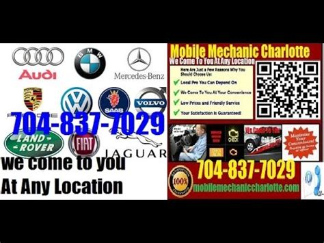 mobile mechanic near me top european and german foreign auto repair