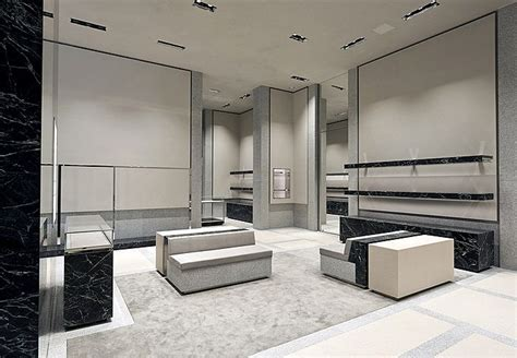 joseph dirand spaces interiors 0847849376 balenciaga tokyo joseph dirand minimalist retail space joseph dirand joseph retail interior