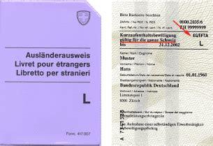 documenti necessari per carta di soggiorno permesso l svizzera